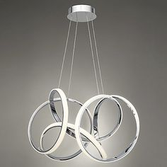 Vornado 29 Inch LED Pendant by dweLED at Lumens.com