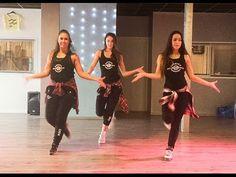 Dasoul - El No Te Da - Easy Fitness Dance Choreography - YouTube