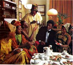 shopcoletteclayton: Vintage Lipton Tea ad (sold for 75kobo) that appeared in Emotan magazine, Nigeria on the 2nd of February 1980.