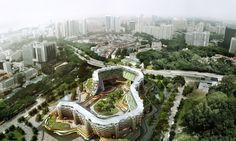 Empresa desenvolve projeto que une lar para idosos e fazenda urbana - Pensamento Verde