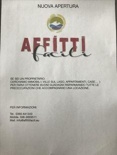 Affitti#affittifacili.eu#lagodigarda#nuovaapertura