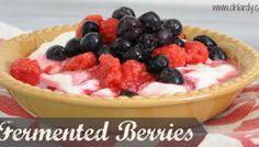 Lacto-fermented Berries Recipe