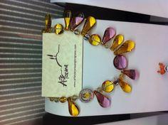 necklace in Murano