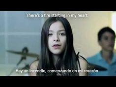 Vazquez Sounds, Rolling In The Deep, letra y traducido al español - YouTube