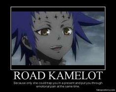 Road Kamelot D Gray Man So True