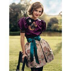 Emma Watson by Norma Jean Roy.