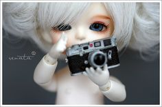 Some Useful Tips for Doll Photography