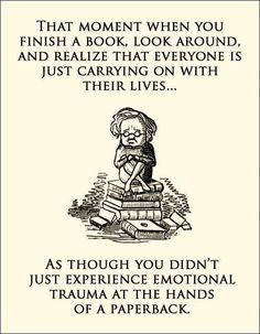 "figmentdotcom: ""What is the last book you read that made you feel like this? """
