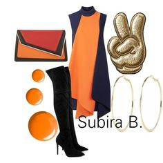 Orange is the new black  --------------------- #natural #peace #subiraboutique #ncat #uncg #gtcc #girlpower #classymeetsfabulous #greensboro #charlotte #highpoint #accessories #boss #neckcandy #subiraboutique #fashion #queen #girlboss #bossbabe #bedifferent #beyou #beunique #natural #girlgang