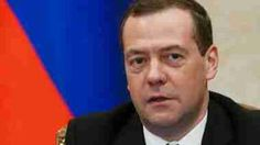 Russian Prime Minister Dmitry Medvedev claims Russia and US on verge of military clash