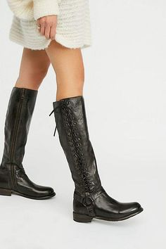 adb251207ff Bed Stu York Tall Boot Women s Shoes Sandals