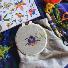 shkoda maria embroidery \ 2016 \ russia