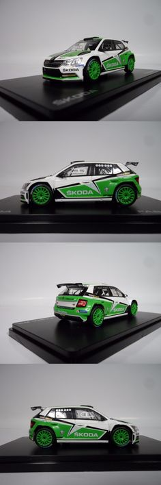 Rally Cars 180271: Abrex Skoda Fabia Iii R5 Show Car 2015 1:43 143Xab605t1 -> BUY IT NOW ONLY: $32.86 on eBay!