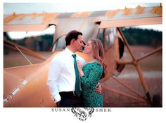 Airplane love - Engagement shoot in the experimental plane - Berkshire Mountains - Great Barrington, MA Airport engagement - Susan Shek Photography
