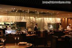 Zipangu Japanese Restaurant at the Shangrila