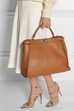 Modest Style and Fendi Bag