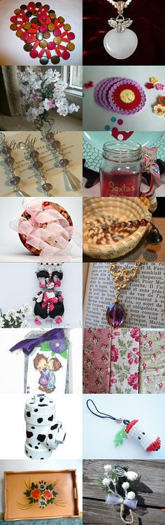 Gifts for the Hostess by Vallee Rose on Etsy--Pinned with TreasuryPin.com