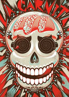 Sick Skulls Design Inspiration