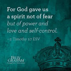 2 Tim 1:7