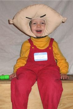 If you can DIY this Stewie from Family Guy costume you or your kid can be the ~coolest~ on Halloween.  sc 1 st  Pinterest & 9 best Nathanu0027s halloween costume ideas images on Pinterest ...
