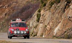 Austin Mini Cooper S 1979 - Rallye Monte Carlo Historique 2013 - Gary.P / Blumenthal.D