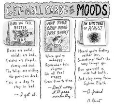 A cartoon by Roz Chast. See more from this week's issue: http://nyr.kr/1KgzcnT
