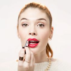 Discover Why A Bold Red Lip Is The Ultimate Confidence Booster