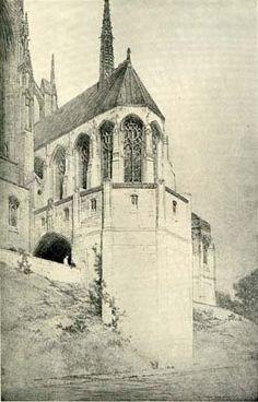 Bertram Goodhue, Baltimore Cathedral