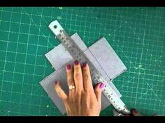 Vida com Arte   Porta Joia em Cartonagem Projetada por Alice Yozhiyoka - 03 de Julho de 2015 - YouTube