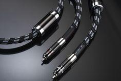 REAL CABLE CA REFLEX : Câble audio stéréo de prestige