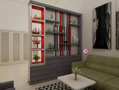 Tv Furniture, Bookcase, Shelves, Interior, Room, House, Home Decor, Shelving, Indoor