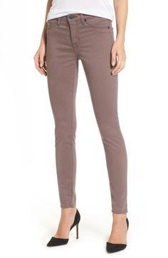 Hudson Nico Super-skinny Jeans In Umber Super Skinny Jeans, Skinny Pants, Hudson Jeans, Jeans Style, Khaki Pants, Nordstrom, Denim, Clothes, Safari