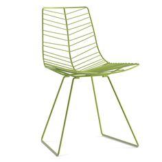 Leaf Stuhl, Einzelabbildung