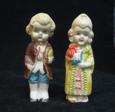 Bisque Penny Dolls