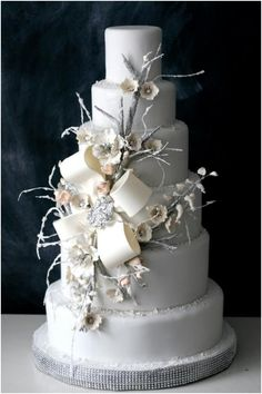 The Caketress Wedding Cake