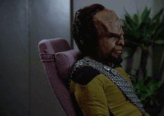 when someone mentions Star Trek