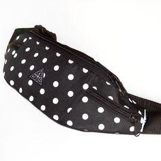 Fanny Bag, Fanny Pack, Bum Bag, Hip Bag, Hip Pack Gloomy Emo Ladybug by PSIAKREW on Etsy