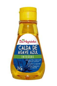 CALDA DE AGAVE AZUL Agave, Cookies, Cleaning Supplies, Mustard, Soap, Dishes, Bottle, Popcorn Balls, Lean Body