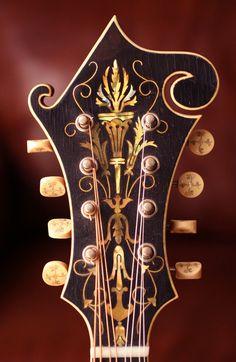 1909 Gibson F4 #9100