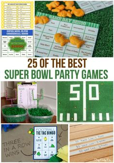 Looking for football bingo cards? These printable Super Bowl bingo cards are great for football fans! Great for a football parties or the Super Bowl! Super Bowl 2016, Super Bowl Sunday, Football Tailgate, Tailgating, Football Food, Football Season, Football Party Games, Football Stuff, Football Baby