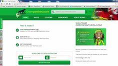 Gente é uma boa oportunidade para quem está precisando de uma grana extra e em Dolar- GreenPanthera  Link para cadastro basta cli...