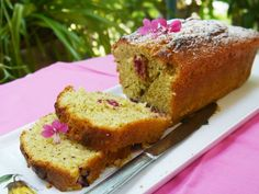 Cake thé-framboises 3