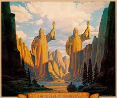 Mordor Throwback Thursday ~ The Brother Hildebrandt! – Mordor ~ The Land of…