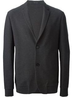 Emporio Armani Blazer de tricot