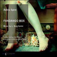 Boccherini Fandango Box : Bezdin Ensemble