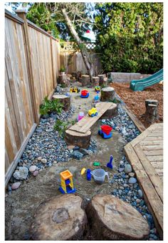 Kids Outdoor Playground, Playground Design, Backyard For Kids, Playground Ideas, Children Playground, Playground Flooring, Playground Sand, Kids Yard, Outdoor Play Areas