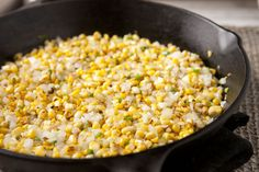 Sweet Corn and Chicken Skillet