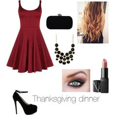 Outfitidea; Thanksgiving dinner