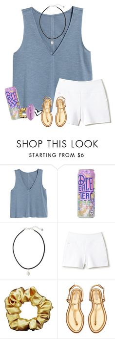 """sweeter than iced tea"" by yasmeen-s ❤ liked on Polyvore featuring NAKAMOL, Lacoste and STELLA McCARTNEY"