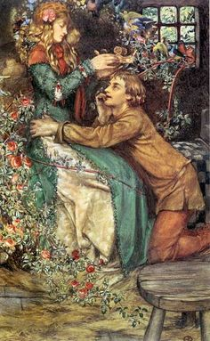 Eleanor Fortescue Brickdale Natural Magic print for sale. Shop for Eleanor Fortescue Brickdale Natural Magic painting and frame at discount price, ships in 24 hours. John Everett Millais, Walter Crane, English Artists, Victorian Art, Oil Painting Reproductions, Art Moderne, Mode Inspiration, Beautiful Paintings, Oeuvre D'art